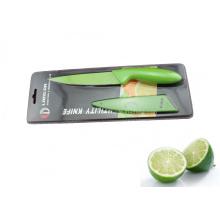 Colorful Plastic Handle Kitchen Knife Set (SE-3543)