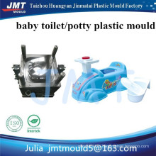 OEM customized and professional baby potty/ closestool plastic injection mould tooling maker