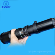 500mm f/8 MIRROR Manual Focus Lens With T-Mount