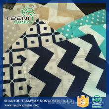 Printing PET Nonwoven Fabric