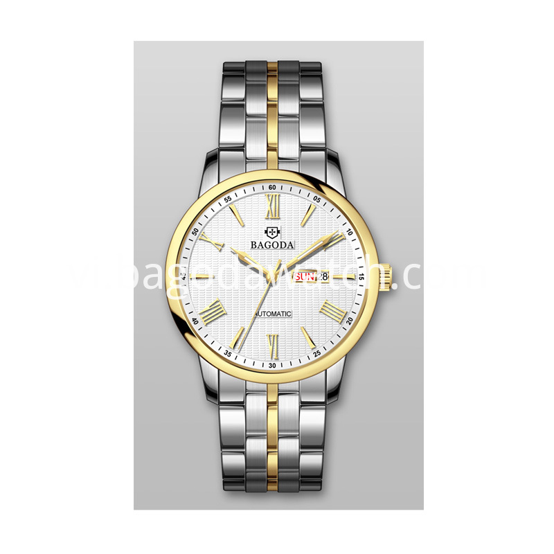 Two Tone Ladies Watches