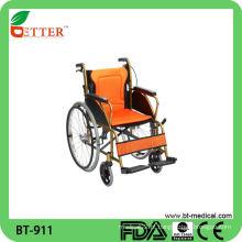 De boa qualidade cadeira de rodas em cadeira de rodas em casa leve com CE / FDA / ISO Aprovado