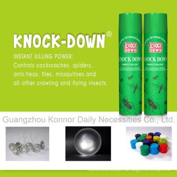 Gute Qualität Knock-Down Alkohol-basierte Insektizid Spray für Afrika Markt