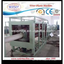 75-250mm HDPE water supply pipe extruder machine