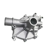 Ölpumpe Aluminiumform