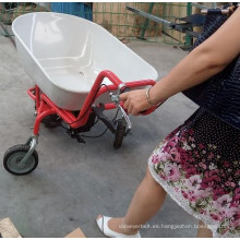 Carretilla de rueda eléctrica