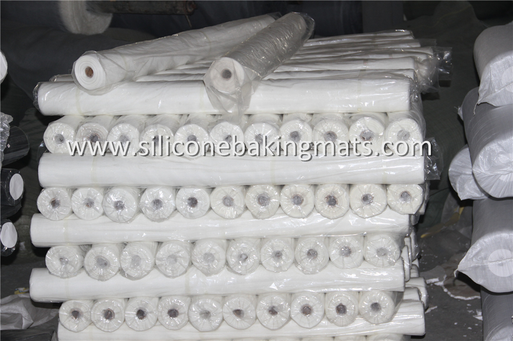 White Fiberglass Insect Screen