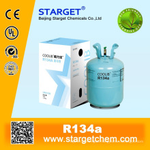 competitive price R134a refrigerant gas with high purity 99.9%