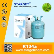 Gás refrigerante r134a da venda quente com melhor preço