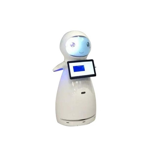 Welcome Interactive Talking Robots