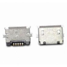 Micro USB 5P Receptacle B Type SMT