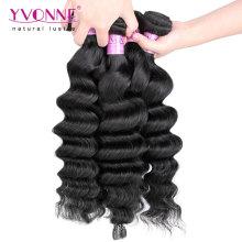 Armure de cheveux humains péruviens vierges non transformés