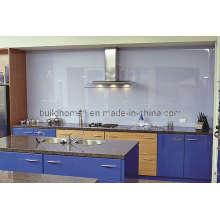 Окрашенные стекла для кухни Splashback