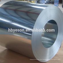 2014china bobina laminada en frío, galvanizado precio bobina de acero