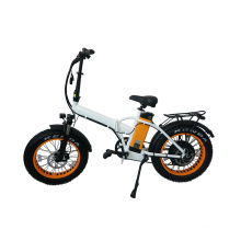 20inch fat tire electric bike 2021 electric folding bicycle hidden battery ebike