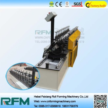 roof channels rolling machines