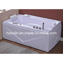 Computer Controled ABS Massage Bathtub (OL-679)
