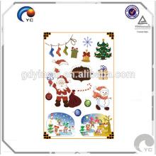 Idéal de tatouage temporaire pour le sac de fête des enfants ou remplisseur de bas de Noël