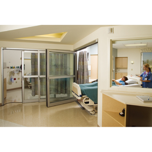 ICU Ward Automatic Access Partition Doors