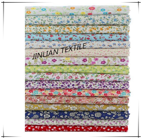 TC80/20 Mixed Woven Printed Fabric For Home Textile