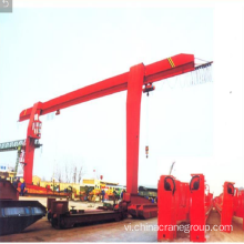 Single Girder Gantry Crane with 3 Ton Hoist