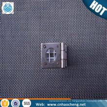 Malla de alambre tejida FeCrAl de la malla metálica resistente al calor superventas