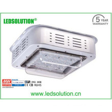 5 Years Warranty 100W Outdoor Gas Station LED Light