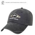 Baumwollbaseballmütze Baumwollgolf-Hut-Baseballmütze Mode-fördernde Kappen-Hut gewaschene Kappe