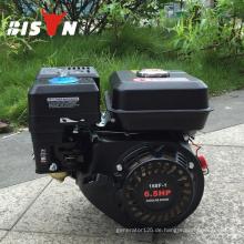 BISON (CHINA) Taizhou Wasserpumpe Luftverdichter Mini Tiller Kleine Stille Benzinmotor