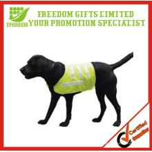 Logotipo Promocional Impresso Reflective Atacado Dog Clothes