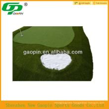 Indoor outdoor mini golf green,mini golf putting green