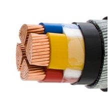 Waterproof neutrally buoyant cable 7 twisted pair floating cable 14 cores rov tether umbilical for underwater robot