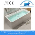 Whirlpool spa seamed acrylic tubs
