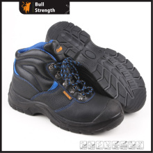 Industrial Leather Safety Shoes with Steel Toecap (Sn5314)