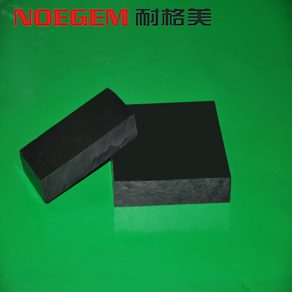 Black Antistatic Uhmwpe Plastic Sheet
