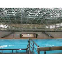 Vorgefertigtes Stahl-Fachwerk-Dach für Schwimmbad-Abdeckung