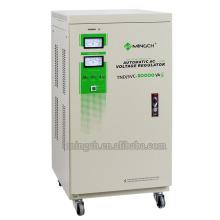 Kundenspezifische Tnd / SVC-20k Einphasenserie Vollautomatischer Wechselspannungsregler / Stabilisator