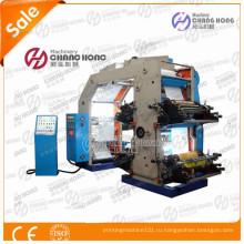 Печатная машина для печати на пластиковой пленке мостового типа 4