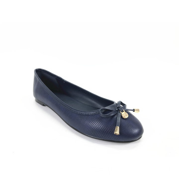 Round Toe Women Flats Slip on Ballettschuhe