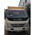 FOTON 15m3 Blasting Equipment Transport Truck