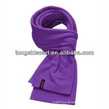 lenço polar barato do velo relativo à promoção