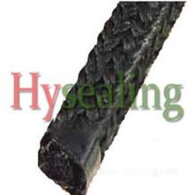 Emballage en fibre acrylique traité avec du graphite