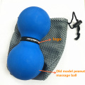 spiky massage ball double massage ball