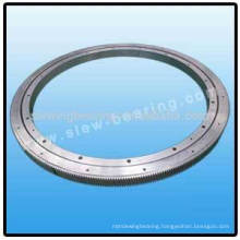 large turntable ball slewing bearing bearing for plastic extruder