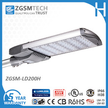 Parklicht 200W LED mit UL cUL Dlc Lm-79