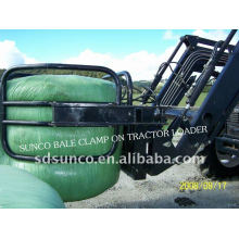 Clamp Lift on Loader