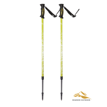 Einstellbare Anti-Grip Alpenstock Pole