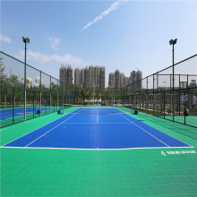 Enlio Outdoor Badminton Sport Flooring Modular Court Tiles