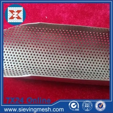 Perforated Stainless Steel Sheet Metal