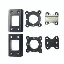 Piezas de mecanizado de aluminio CNC personalizadas para piezas RC